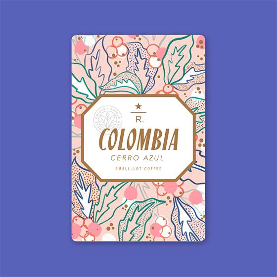 COLOMBIA CERRO AZUL