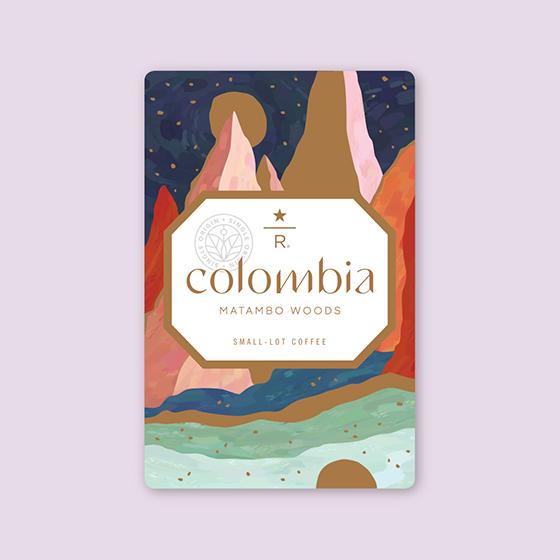 COLOMBIA MATAMBO WOODS