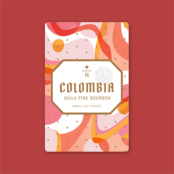 COLOMBIA HUILA PINK BOURBON