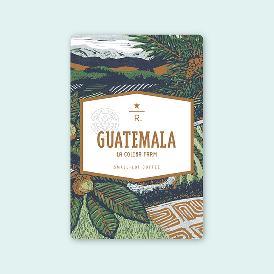 GUATEMALA LA COLINA FARM